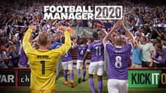 Football Manager 2020 is free on epic games store image