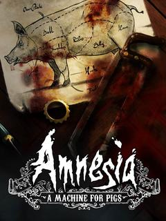 Amnesia: A Machine for Pigs is free on epic games store image