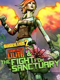 Borderlands 2 - Borderlands 2: Commander Lilith & the Fight for Sanctuary is free on epic games store image