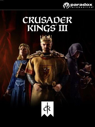 Crusader Kings III (PC) - Steam Key - GLOBAL image