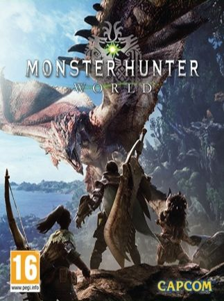 Monster Hunter World Steam Key GLOBAL is free on epic games store image
