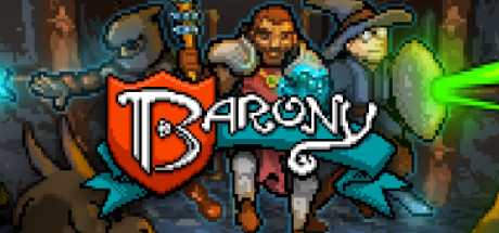 Barony game is free on epic games store