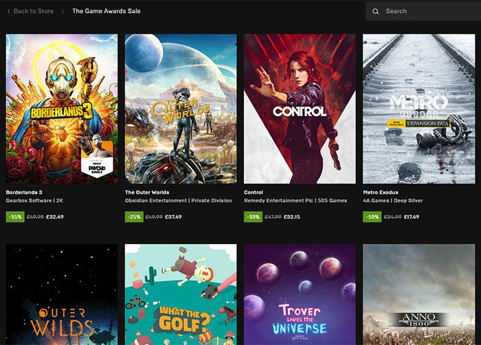 Epic games gives free games every week blog image